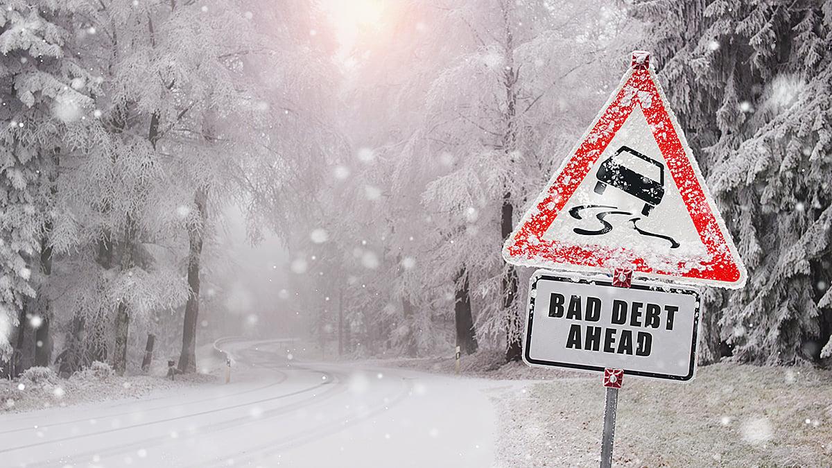 Bad-debt-ahead