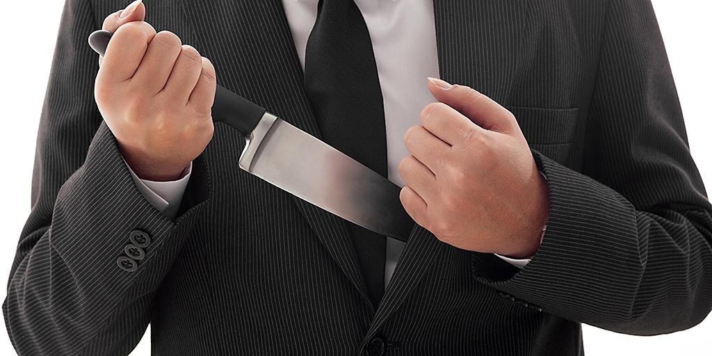 Entrepreneur-knife